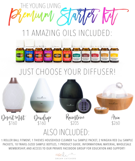 Starter Kit Diffusers